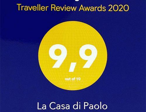 Booking.com – Traveller Review Awards 2020